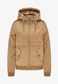 DreiMaster - Winter jacket - sand - 4