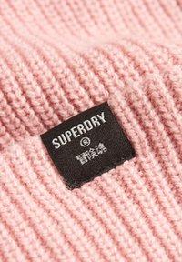Superdry - HERITAGE RIBBED - Beanie - nappa pink - 2