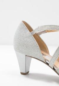Gabor - Classic heels - silver - 2
