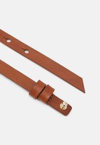 Tommy Hilfiger - CLUB WAIST  - Waist belt - brown - 1