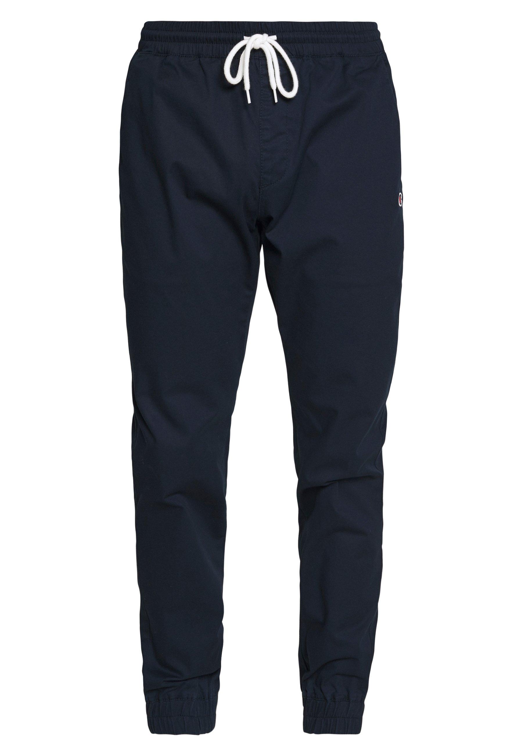 Champion ROCHESTER ELASTIC CUFF PANTS - Pantalon de survêtement - dark blue