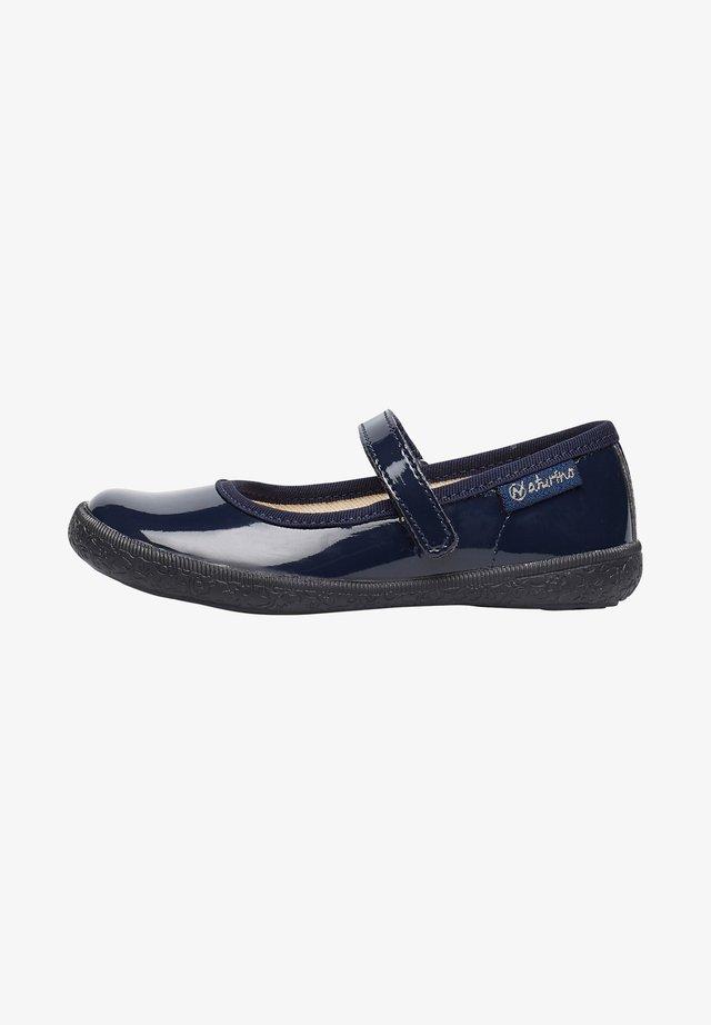 PAVIA - Chaussures premiers pas - blau