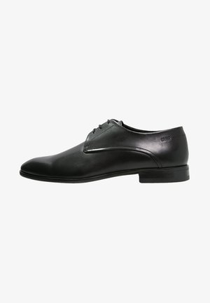 C-DRESIOS - Smart lace-ups - black