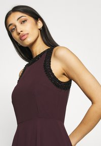 Lace & Beads - ALESSANDRA SKATER - Cocktail dress / Party dress - burgundy - 4