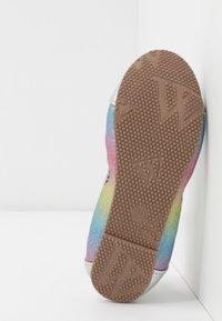 Walnut - CATIE SHIMMER - Ballet pumps - rainbow - 5