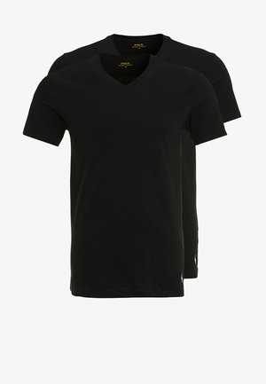 2 PACK - Camiseta interior - black
