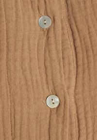 by-bar - OTTY DRESS - Shirt dress - coffee - 2