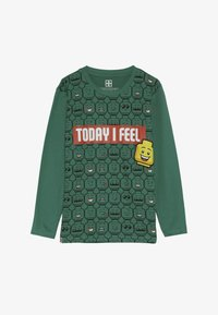 LEGO Wear - Langærmede T-shirts - dark green - 3