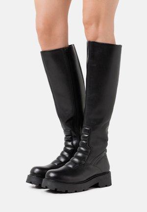 COSMO 2.0 - Platåstøvler - black