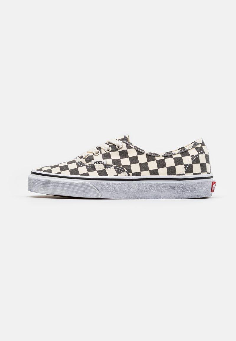 Vans - AUTHENTIC - Tenisky - asphalt/true white