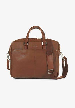MORRIS - Laptop bag - brown