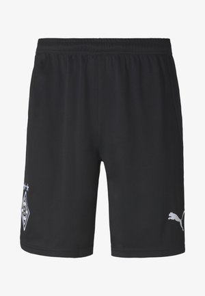 Sports shorts - black white