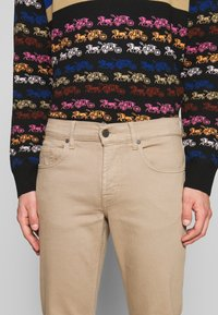 7 for all mankind - SLIMMY - Jean slim - beige - 3