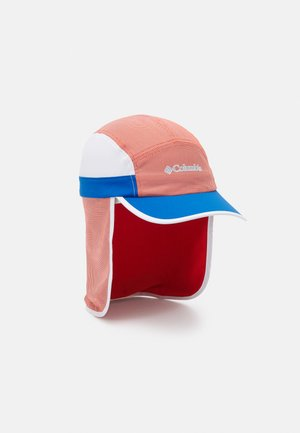 SUN DEFLECTOR™ BALL UNISEX - Casquette - bonfire/bright indigo/white