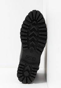 Panama Jack - TAYLA - Zimní obuv - black - 6