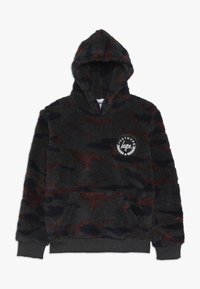 Hype - KIDS OVERHEAD HOODIE CAMO SHERPA - Fleece jumper - multi - 0