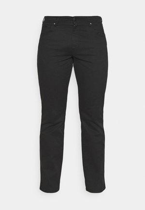 TEXAS - Jeans straight leg - black