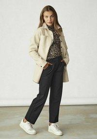 LMTD - Button-down blouse - beige - 0