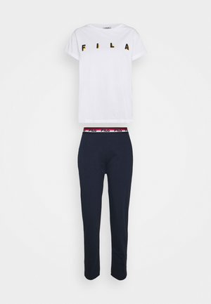 WOMAN - Pyjama set - navy