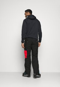 OOSC - FRESH POW PANT - Snow pants - black - 2