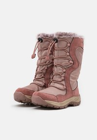 Friboo - Winter boots - old pink - 1
