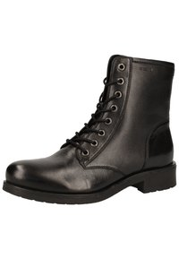 Geox - Lace-up ankle boots - schwarz - 2