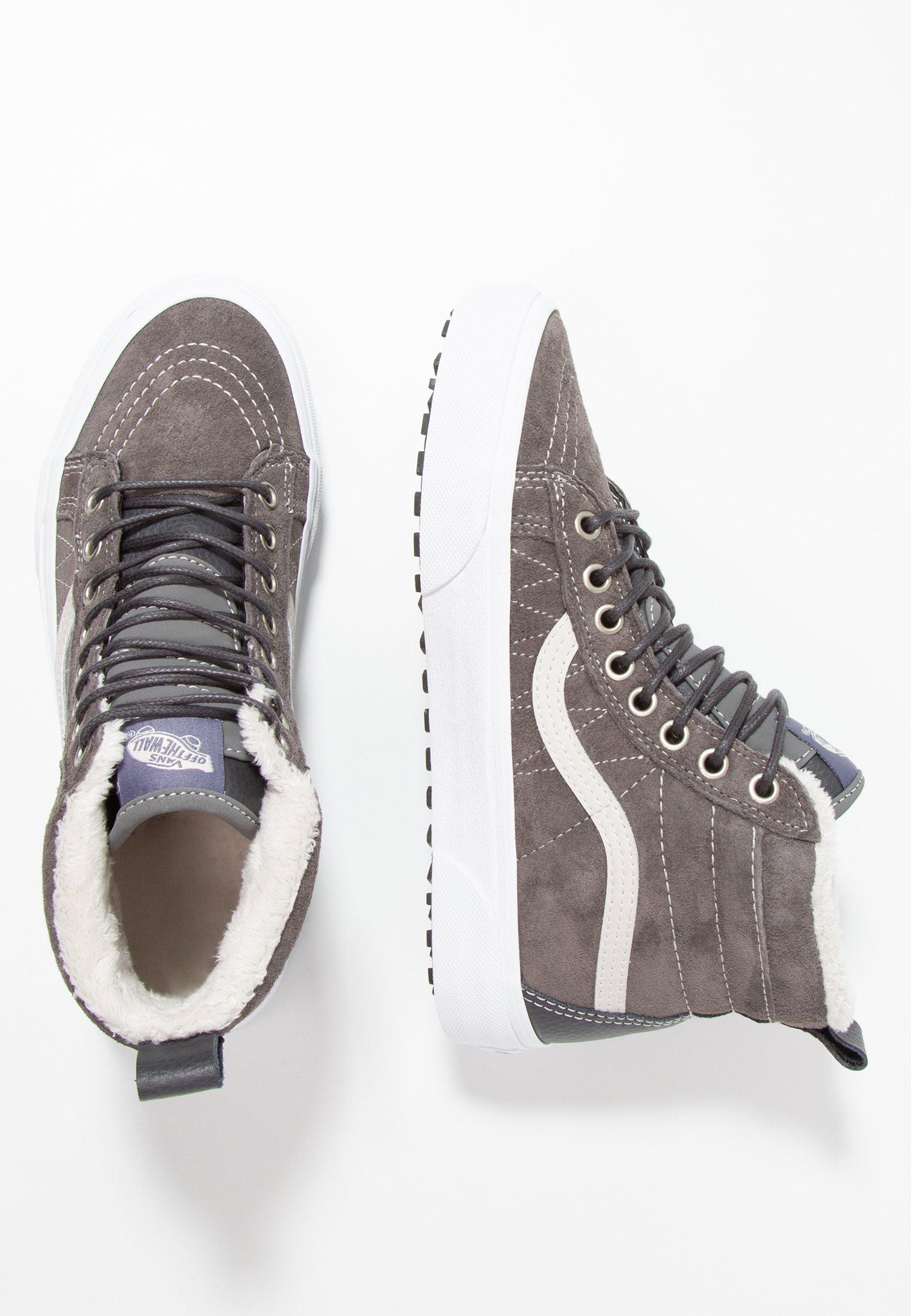 Vans SK8-HI MTE - Sneakers alte - grey/grigio - Zalando.it