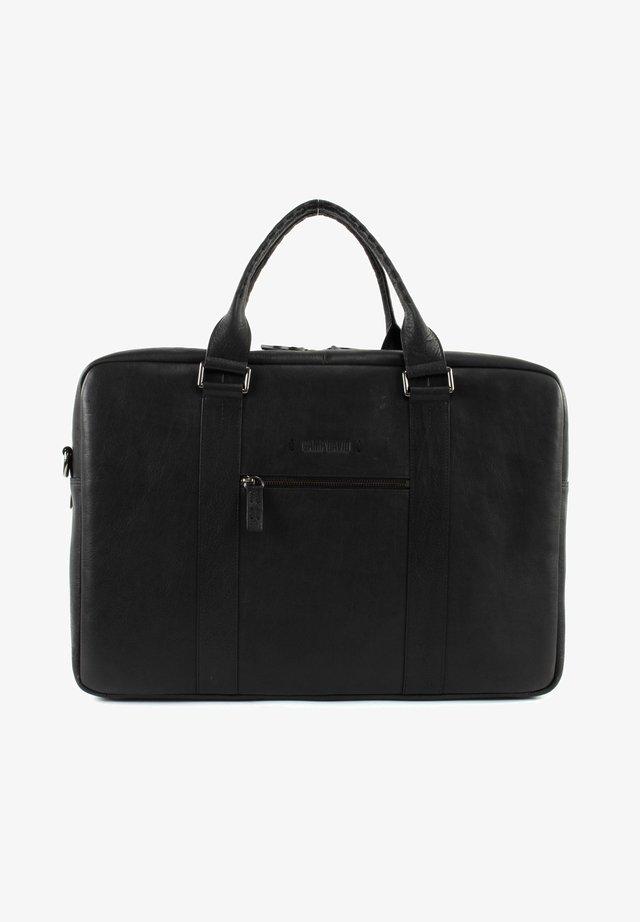 MOUNT MCKINLEY - Weekend bag - black
