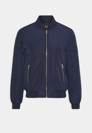 ONLGRETA ZIP JACKET - Bomber Jacket - night sky