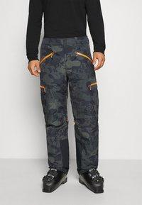 Bogner Fire + Ice - DAMIEN - Pantalon de ski - dark green - 4