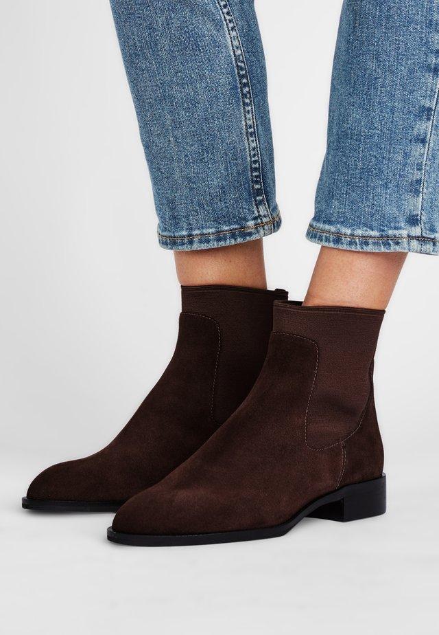 RYAN - Classic ankle boots - espressobraun