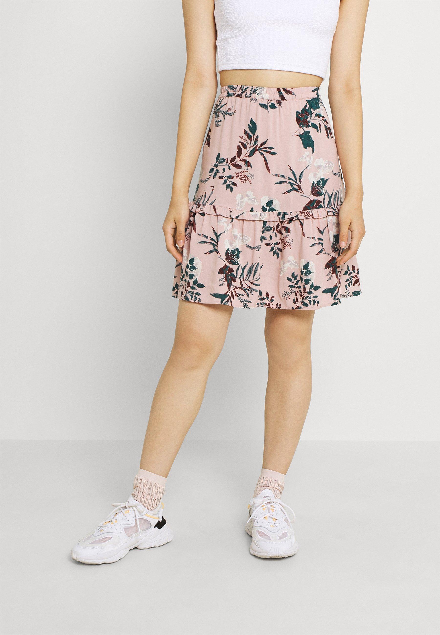 Femme VMSIMPLY EASY SHORT SKIRT - Minijupe