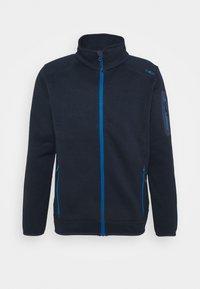 Campagnolo - MAN JACKET - Fleece jacket - black blue - 0