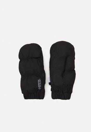 SHASTA MITTEN - Rękawiczki z jednym palcem - black