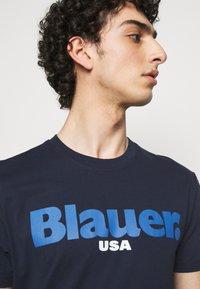 Blauer - T-shirt con stampa - blue - 3