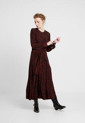 KAVITA DRESS - Maxi dress - russet brown