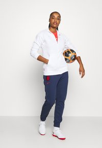 Nike Performance - FRANKREICH FFF - National team wear - white - 1