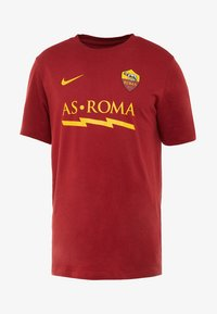 Nike Performance - AS ROM TEE CORE MATCH - Pelipaita - team crimson - 4