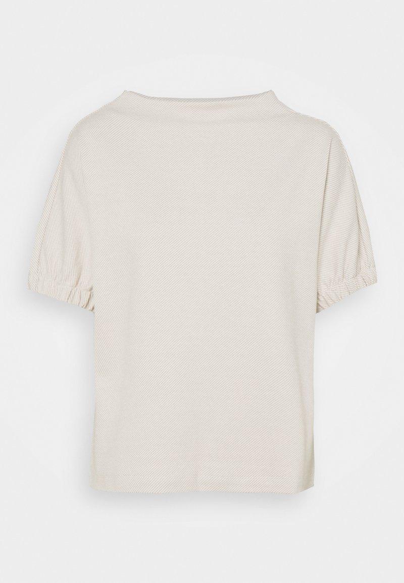 Opus - GOBUNA - Basic T-shirt - oak tree