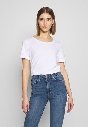 VISUS NOOS - Print T-shirt - optical snow