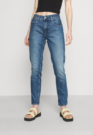 VIOLET - Jeans relaxed fit - stone blue denim
