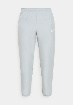 DRY PANT - Tracksuit bottoms - light pumice/white