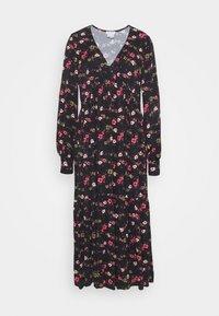 ANGUS DRESS - Maxi dress - black