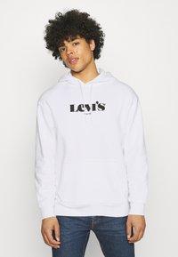 Levi's® - RELAXED GRAPHIC UNISEX - Sweatshirt - neutrals - 0