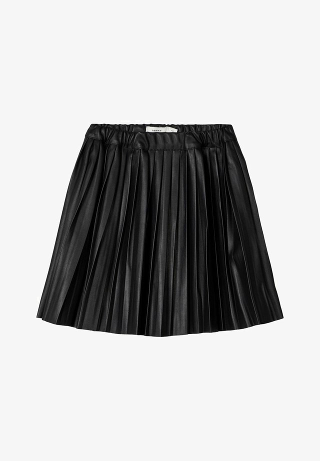 ROCK  - A-lijn rok - black
