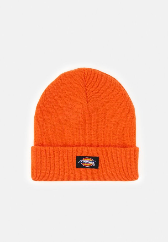 GIBSLAND - Beanie - bright orange