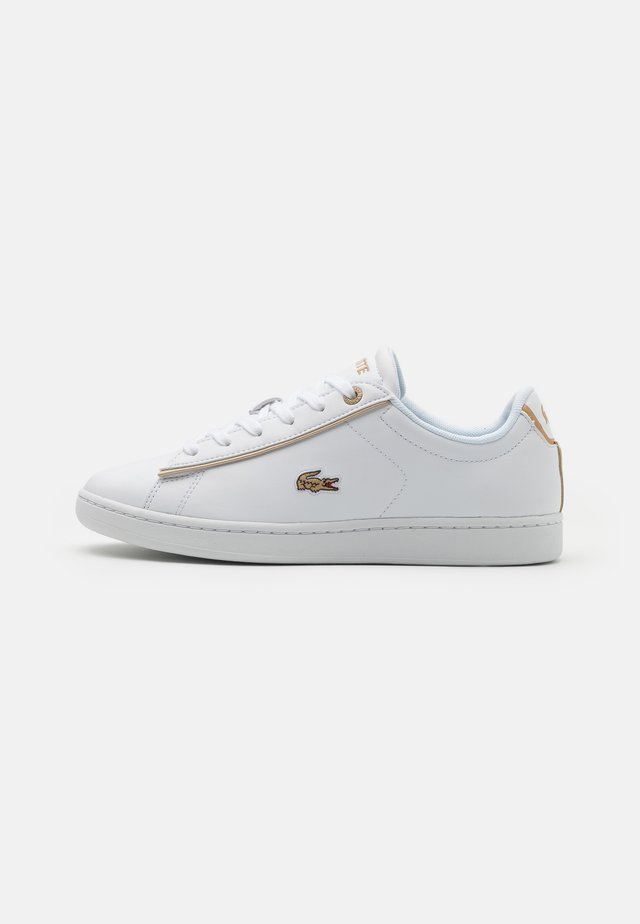 CARNABY EVO  - Baskets basses - white/gold