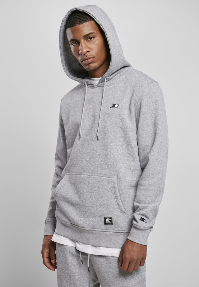 Sweat à capuche - heather grey