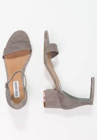 Steve Madden - IRENEE - Sandals - grey - 2