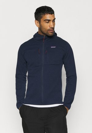BETTER HOODY - Fleecejacke - new navy